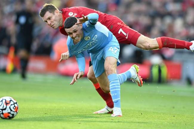 Liverpool and Manchester City show why Premier League title race will thrill - but defensive depth is worrying for Reds