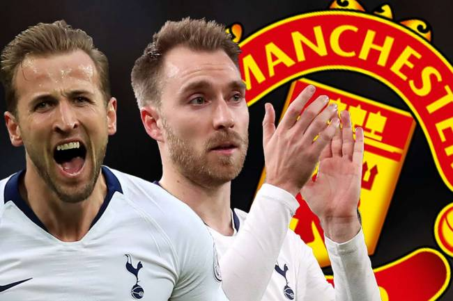 Kane, Eriksen & the Spurs stars Pochettino might want if he takes Man Utd job