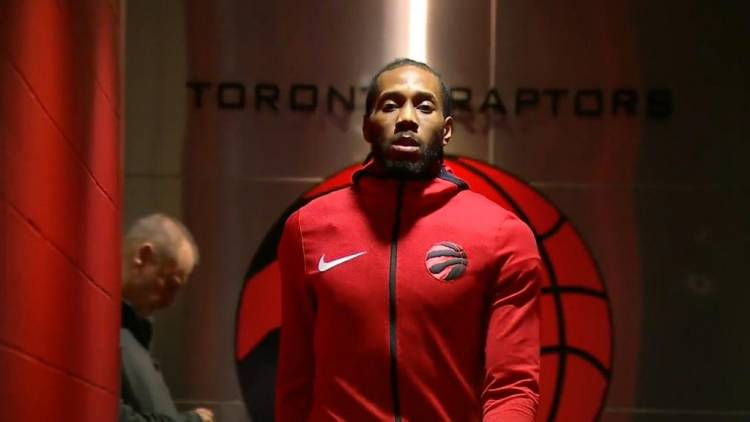 How Raptors are being smart about selling Kawhi on Toronto