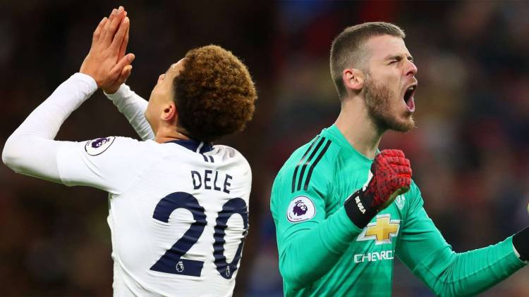 De Gea's the goalkeeper GOAT! - Man Utd fans heap praise on No.1 after stunning Spurs shutout