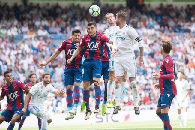 Levante vs Real Madrid Live Stream Spain La Liga